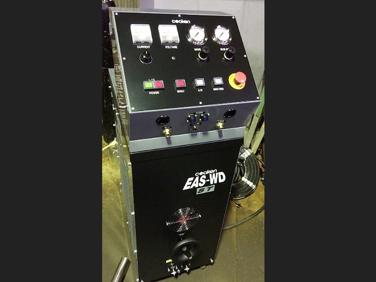 アーク溶射機プッシュプル式 EAS-WD-ST250型