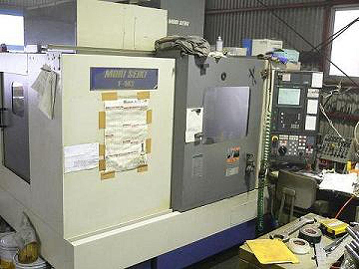 マシニングセンタ FM-2