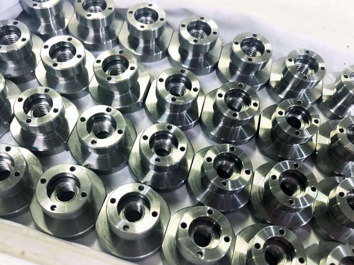 精密機械部品製造・加工